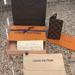 Louis Vuitton I-phone 6 folio